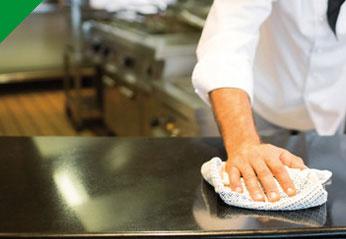 Higiene alimentaria | Limpiezas Reyes y Alcántara
