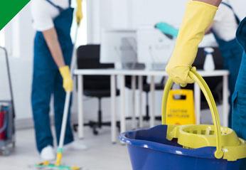 Limpieza de oficinas y comunidades | Limpiezas Reyes y Alcántara