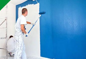 Pintura profesional | Limpiezas Reyes y Alcántara