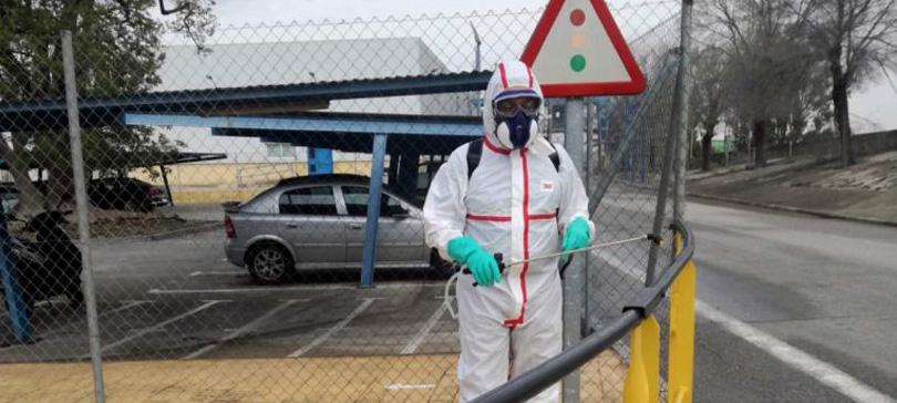 Limpieza y desinfección contra el coronavirus