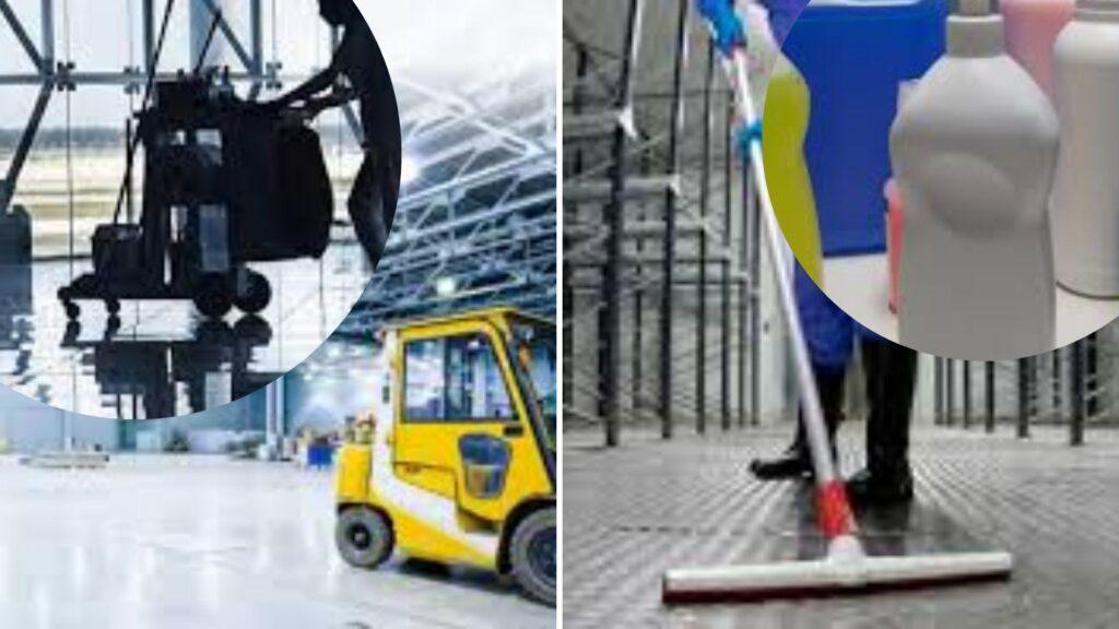 Empresa de limpieza en Jerez de la Frontera